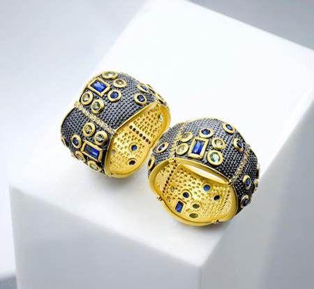 جدیدترین مدل طلا جواهرات از برند Freida Rothman