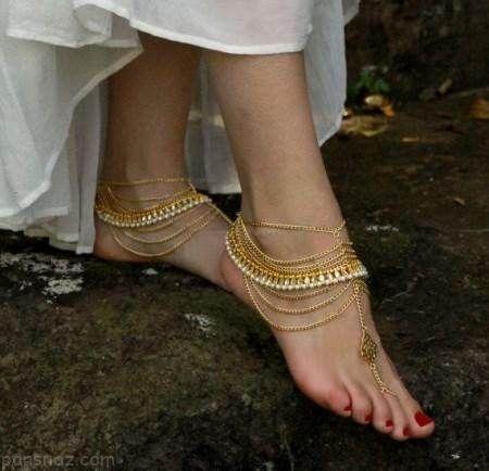 انواع جدیدترین مدل های پابند زنانه شیک