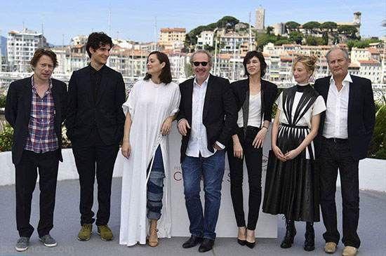 بازیگران مشهور سینما در اولین روز جشنواره کن