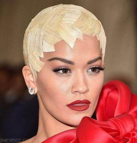 کایلی جنر سلنا گومز جذاب ترین آرایش های ستاره ها در مراسم Met Gala