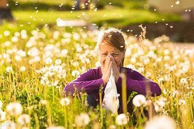 وقتی بهار دل انگیز با حساسیت همراه می شود