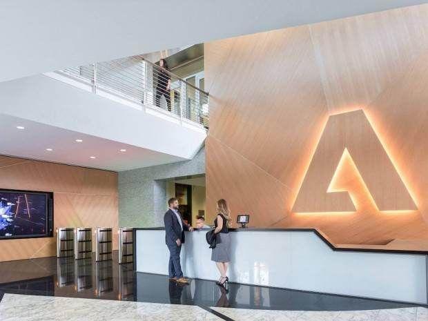 محیط شگفت انگیز دفتر مرکزی شرکت Adobe