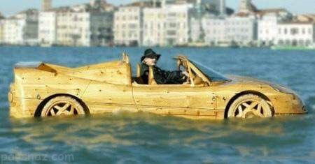 خودروهای عجیب با طراحی های خلاقانه و جالب