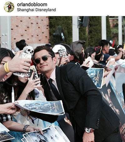 اخبار داغ و تصاویر بازیگران خارجی در اینستاگرام