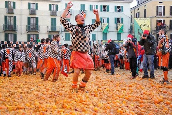 هیجان انگیزترین فستیوال های جهان را بشناسید