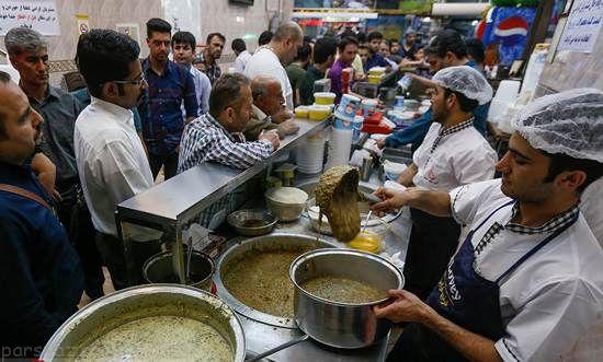 حال و هوای مردم تهران در ماه مبارک رمضان