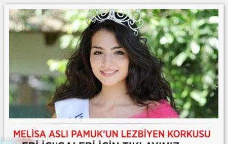 بیوگرافی و عکس های ملیسا آسلی بازیگر ترکیه ای