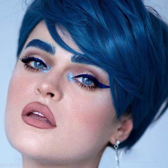 مدل های زیبای آرایش صورت فانتزی از REGINA