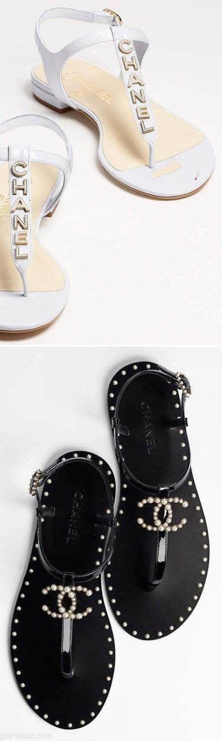 مدل های جدید کفش و صندل زنانه تابستانی