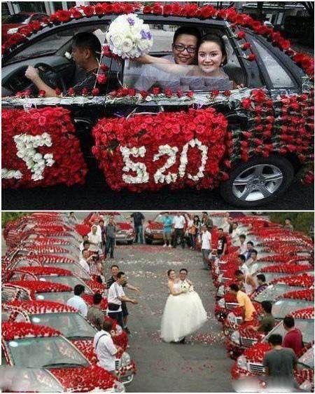 رسومات عجیب شب اول عروسی در ملل مختلف