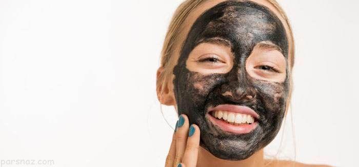 کاربردهای زغال فعال برای پوست و دندان ها