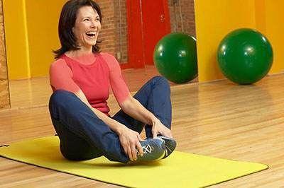 یوگای خنده ورزشی مفرح و سلامتی بخش