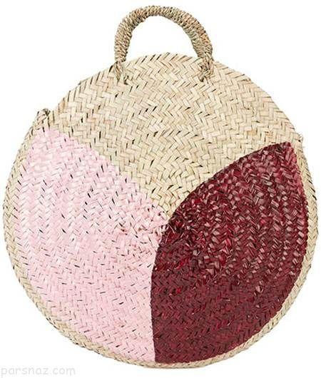مدل کیف های حصیری و فانتزی زیبا