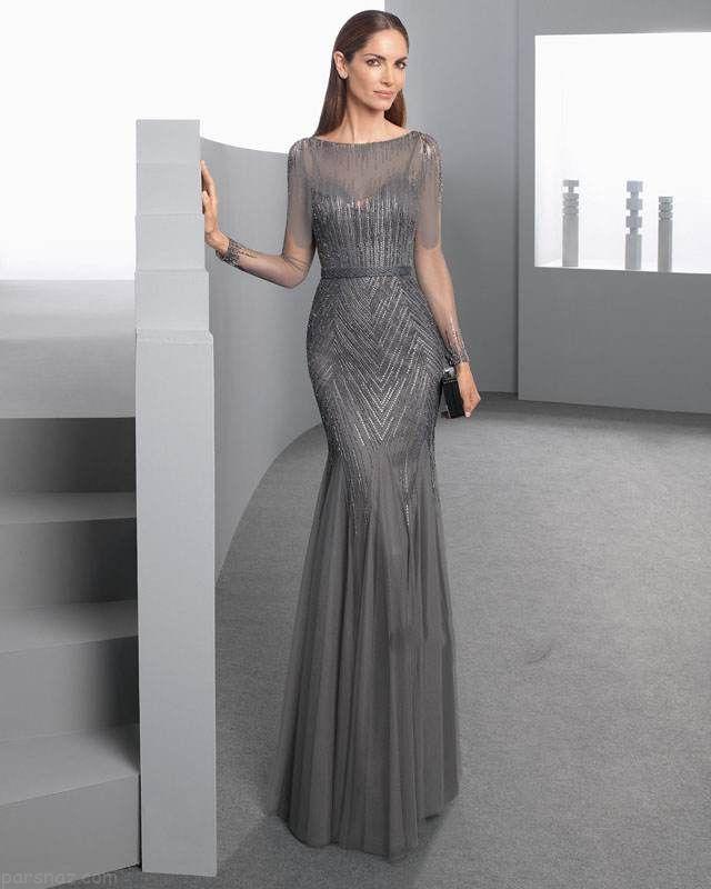 مدل های لباس مجلسی جذاب و شیک Rosa Clara