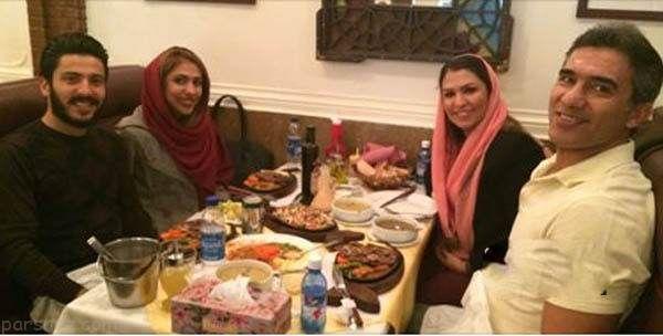 تصاویر جشن عروسی دختر احمدرضا عابدزاده