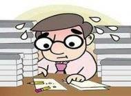 نکات مهم برای موفقیت در شب امتحان