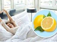 معجزه قرار دادن لیمو کنار تخت خواب