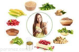 معرفی مواد خوراکی گیاهی که سرشار از آهن هستند