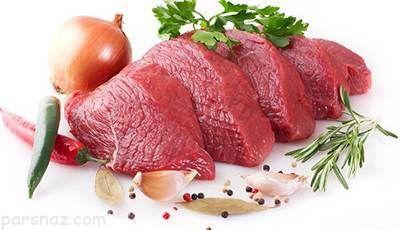 در طول هفته باید چقدر گوشت مصرف کنیم؟