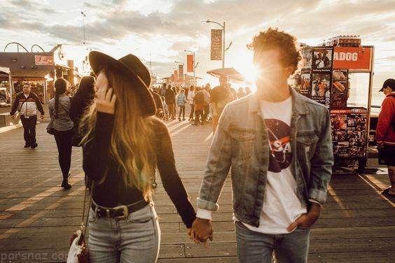 عکس های خفن عاشقانه 2017 زوج های جوان شاد 96