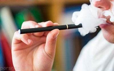 سیگار الکترونیکی می تواند باعث سرطان شود