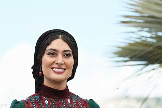 استایل بازیگران زن ایرانی روی فرش قرمز فستیوال کن