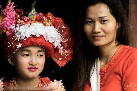 جشنواره جالب راهب ها در کشور تایلند