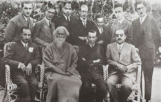رابیند رانات تاگور اسطوره ادبیات کشور هندوستان