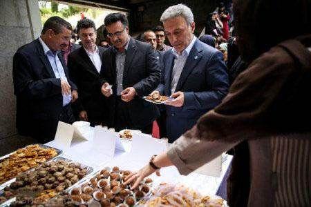 گزارش تصویری از جشنواره بین المللی غذا در تهران