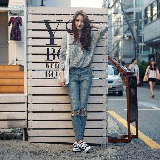 جدیدترین مدل های شلوار لی زنانه شیک