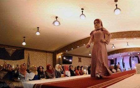 گزارش تصویری شوی لباس زنانه در عراق