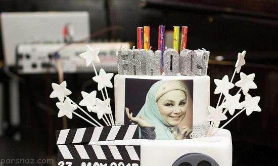 عکس های دیدنی از جشن تولد بهنوش بختیاری