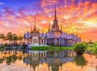 خوش گذرانی با سفر به تایلند و دیدن زیبایی هایش