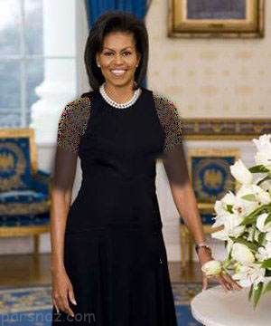 تغییرات استایل و آرایش بانوان اول کاخ سفید