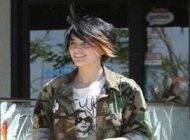 پاریس دختر جذاب مایکل جکسون بازیگر شد