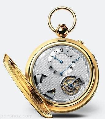 کلکسیون لوکس ترین ساعت های مچی جهان