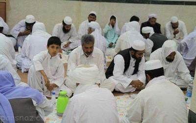 آشنایی با آیین مردم نیکشهر در ماه مبارک رمضان