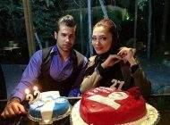 فوتبالیست ایرانی به دلیل مدل بودن همسرش محروم شد