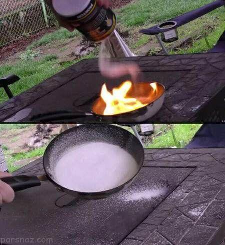 آشنایی با چند تکنیک خارق العاده آشپزی