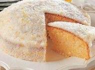 طرز تهیه کیک نارگیلی با طعم بی نظیر
