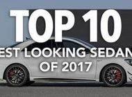 10 مورد از بهترین ماشین های سدان سال 2017