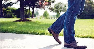 طرز راه رفتن شخصیت شما را آشکار می کند