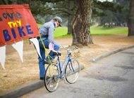 دوچرخه سواری کنید تا همیشه شاد باشید