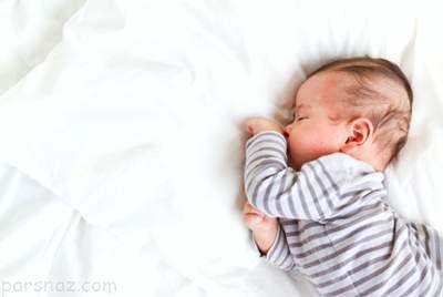 تغییرات خواب کودکان از سن 15 ماهگی