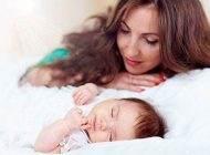 نکات مهم درباره خواباندن کودک برای مادران