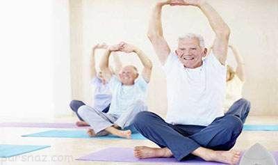 بهترین توصیه ها برای ورزش افراد سالمند