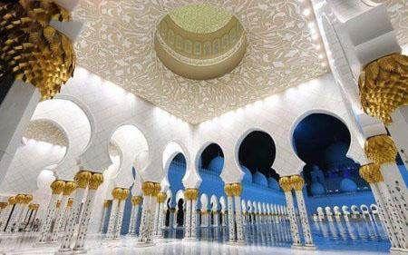 ساختمان های زیبا با طراحی های الهام گرفته از گل