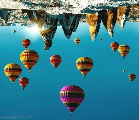 تصاویر سورئال و الهام بخش از طبیعت های زیبا