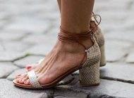 کفش های زنانه زیبا مد تابستان 96 – 2017