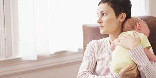 افسردگی حین بارداری که به جنون تبدیل می شود